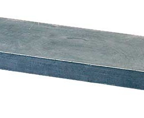 Vijverrand beton